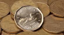 Canadian dollar (JONATHAN HAYWARD/THE CANADIAN PRESS)