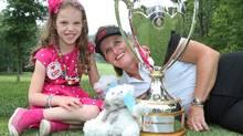 Canadian LPGA star Lorie Kane (Golf Canada)