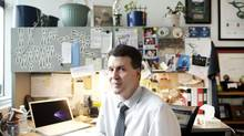 Dr. Stephen Scherer, is the senior scientist leading the Personal Genome Project in Canada. (Moe Doiron/The Globe and Mail)