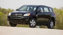Toyota Rav4 (Bill Petro/Toyota)