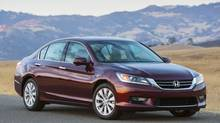 2013 Honda Accord (Honda)