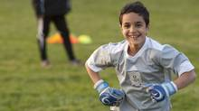"Among the Ontario Soccer Association's innovations for the upcoming outdoor season: Tournaments for players under the age of eight will be replaced by one-day ""festivals"" where scores aren't officially counted. (Chris Young//The Globe and Mail/Chris Young//The Globe and Mail)"