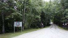 Camp Tamarack in Bracebridge is one of three Ontario camps with an outbreak. The others are Camp Ramah in Utterson and Olympia Sports Camp in Huntsville. (Charla Jones)