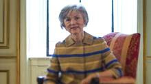 """Chief Justice Beverley McLachlin in Vancouver June 6, 2013. In a speech on May 28, 2015, she referred to Canada's treatment of its aboriginal people as a """"cultural genocide"""" that began in the colonial period. (John Lehmann/The Globe and Mail)"""