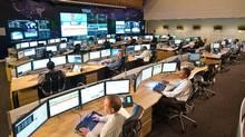 Visa's Network Operation Center (Peter Krogh/Peter Krogh/Courtesy of Visa)