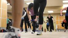 Exercising regularly and watching your diet is still the best weight-loss solution around. (Fred Lum/The Globe and Mail)