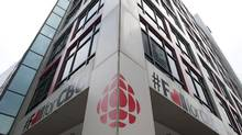 The CBC's function as a public media space hasn't been part of the political discourrse. (Roger Hallett/The Globe and Mai)