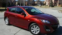 2010 Mazda3 Sport