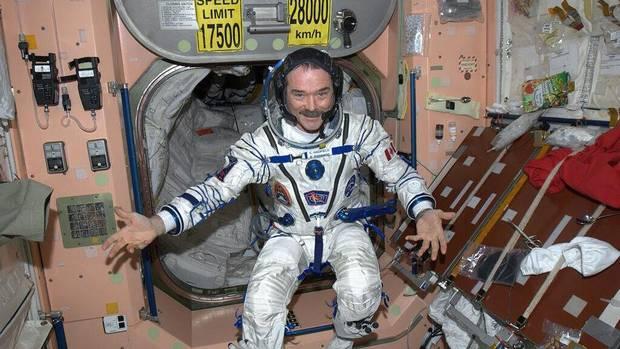 canadian astronaut international space station - photo #21