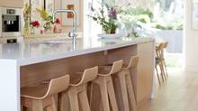 kitchen designed by Riesco & Lapres in a home in Point Grey, Vancouver (Shai Gil/Shai Gil)