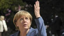 Angela Merkel (Philippe Wojazer)