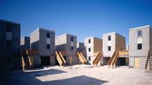 "Chilean architect and Pritzker Prize winner Alejandro Aravena's ""Half of a Good House."""