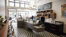 Crust Bakery is among the foodie-centric eateries and retailers along Fort Street in Victoria. (Peter Bagi)