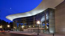 A view of Bing Thom's renovation of the Arena Stage theatre complex in southwest Washington. (Bing Thom Architects)