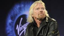 Serial entrepreneur Richard Branson. Executives like the fact that he has an energetic mentality for going into new industries and changing things. (PHIL McCARTEN/REUTERS)