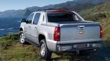 2012 Chevrolet Avalanche LT (General Motors)