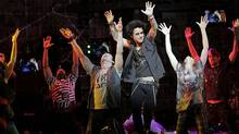 Billie Joe Armstrong as St. Jimmy in American Idiot. (Handout | Paul Kolnik/Handout | Paul Kolnik)
