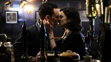 "A puckered-up pub scene from ""The Deep Blue Sea"" (Handout)"