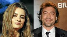 Penelope Cruz, left, and Javier Bardem.