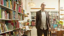 Derek McCormack at Type Books, 2010 (Jennifer Roberts for The Globe and Mail/Jennifer Roberts for The Globe and Mail)
