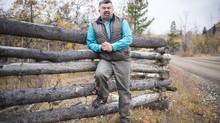 Chief Joe Alphonse, tribal chairman of the Tsilhqot'in National Government, which is based in Williams Lake and represents several First Nations communities, says the regular criminal justice system has not worked, as evidenced by the region's high crime rate. (John Lehmann/The Globe and Mail)