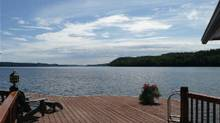 This cottage property on Lake of Bays in Ontario with an asking price of $3.995-million is co-listed with Chestnut Park Real Estate Ltd., and Royal LePage Lakes of Muskoka.