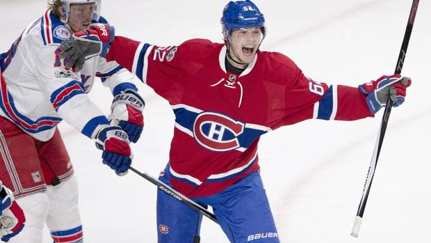 Flying Finn Artturi Lehkonen A Pleasant Surprise For Habs