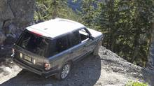 2011 Land Rover Range Rover . (Petrina Gentile for The Globe and Mail)
