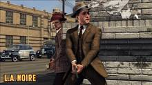 Cole Phelps is portrayed by Mad Men?s Aaron Stanton, whose features and expressions are instantly recognizable thanks to a cutting-edge performance-capture technology. (Rockstar Games)