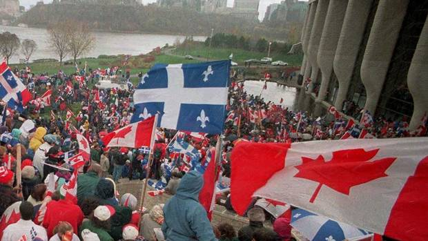 History of the Quebec sovereignty movement