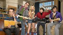 Cast of the Big Bang Theory (Handout/Handout)