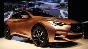 Infiniti Q30 concept car