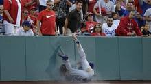 It's been that kind of season thus far for the Los Angeles Dodgers. (Jae C. Hong/The Associated Press)