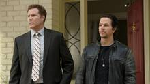 Daddy's Home, staring Will Ferrell and Mark Wahlberg, fails to recreate the comedic chemistry its two leads had in The Other Guys. (Hilary Browyn Gayle)