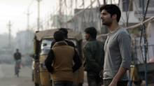 For his debut feature Khoya, writer-director Sami Khan spent close to seven years developing the project, scrounging up resources where he could. (GAT)