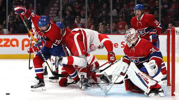 Carey Price Earns Shutout As Canadiens Win 10th Straight At Home