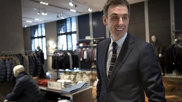 report business fresh president moving upscale retailer holt renfrew article