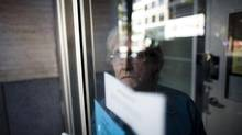 Larry Love, 62, is among the participants of the SALOME study, for whom doctors are trying to renew heroin prescriptions. (Rafal Gerszak For The Globe and Mail)