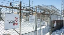 Some companies, such as Hydro One, adopted the bylaws when they went public in 2015, so they did not need a shareholder vote to approve an amendment. (Tim Fraser for The Globe and Mail)