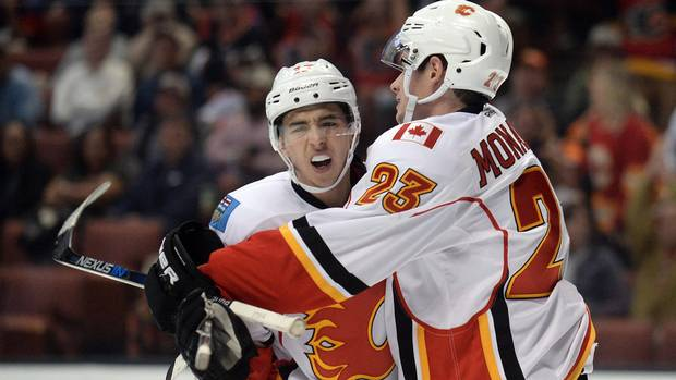The Calgary Flames' Big Guns Are Misfiring This NHL Season