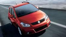 2010 Suzuki SX4 (Suzuki)