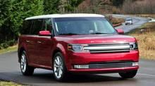 2013 Ford Flex SEL AWD (Ford)