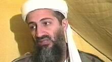 Osama bin Laden in an image taken from a video broadcast in 1998. (AP/AP)