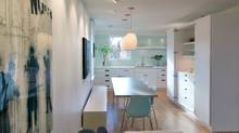 Home in the Fraser/Kingsway area of Vancouver renovated by architect Michel Laflamme. 'Restraint in terms of space, time and budget,' says Mr. Laflamme 'can bring out the best in a project.' (Waisman Photography/Waisman Photography)