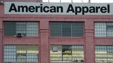 The American Apparel factory headquarters is pictured in Los Angeles, California on July 7, 2014. (JONATHAN ALCORN/REUTERS)