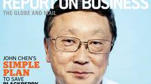 Is the BlackBerry of 2014 for enterprises or consumers? Is it a software maker or device maker? John Chen has mere months to solve those puzzles and save the company. Good thing he's a onetime CrackBerry addict who's never shrunk from daunting odds (Genvieve Caron)