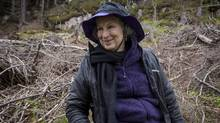 Author Margaret Atwood attends a ceremony with the Future Library near Oslo, Norway, on Tuesday, May 26, 2015. (Kristin von Hirsch/The Canadian Press)