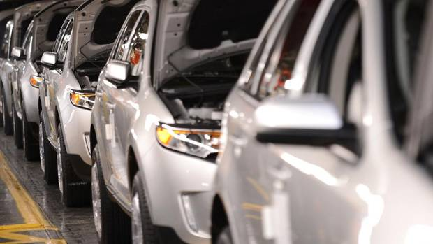 Ford Adds 1 000 Jobs At Retooled Oakville Plant The