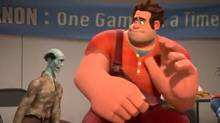 """Screen grab from the online trailer for """"Wreck It Ralph"""""""