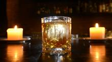 A Newly Fashioned, rosemary-infused bourbon with raisin bitters, pairs well with beef chili. (Fred Lum/The Globe and Mail)